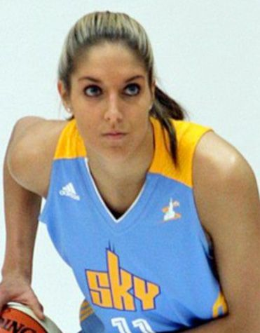 Elena Delle Donne to American Hip Institute